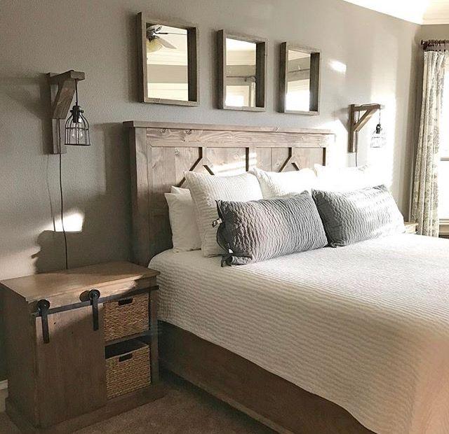 Pin de Kylie Johnson en Beautiful Bedrooms | Pinterest | Dormitorio ...