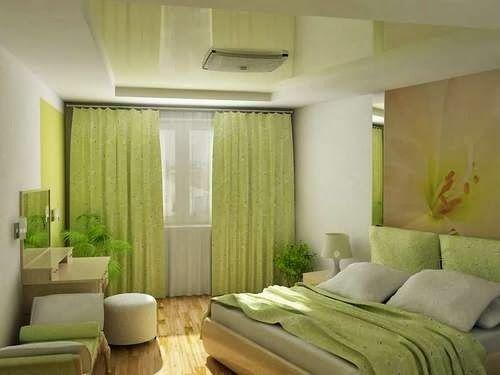 Habitaciones matrimoniales verdes buscar con google for Decoracion hogar habitaciones