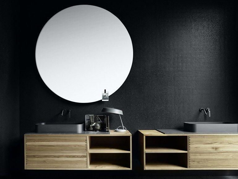 mobile lavabo singolo sospeso boffi_code bathroom by boffi design, Innenarchitektur ideen