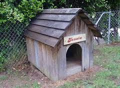 cool outdoor dog houses - Google Search