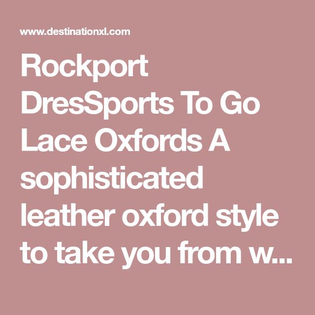 dxl rockport shoes