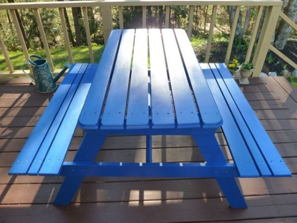 Outstanding Kids Wooden Picnic Table Craigslist 60 Outdoor Furniture Alphanode Cool Chair Designs And Ideas Alphanodeonline