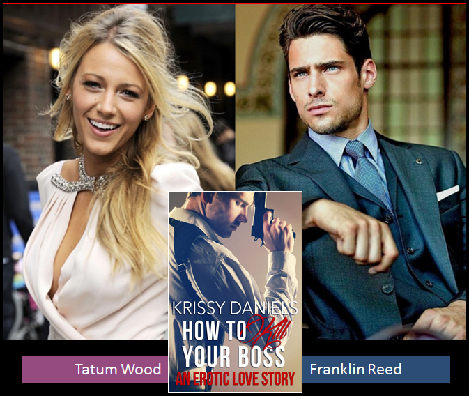 Character casting for How To Kill Your Boss by Krissy Daniels