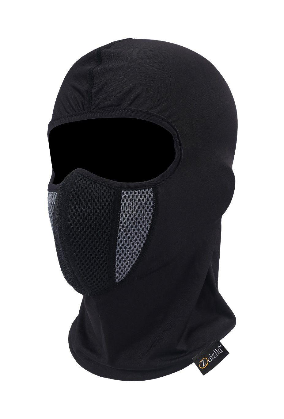 6ae5de6c2 Balaclava Ski Mask, Zoizlla Motorcycle Face Mask for Men/Women, Thin ...