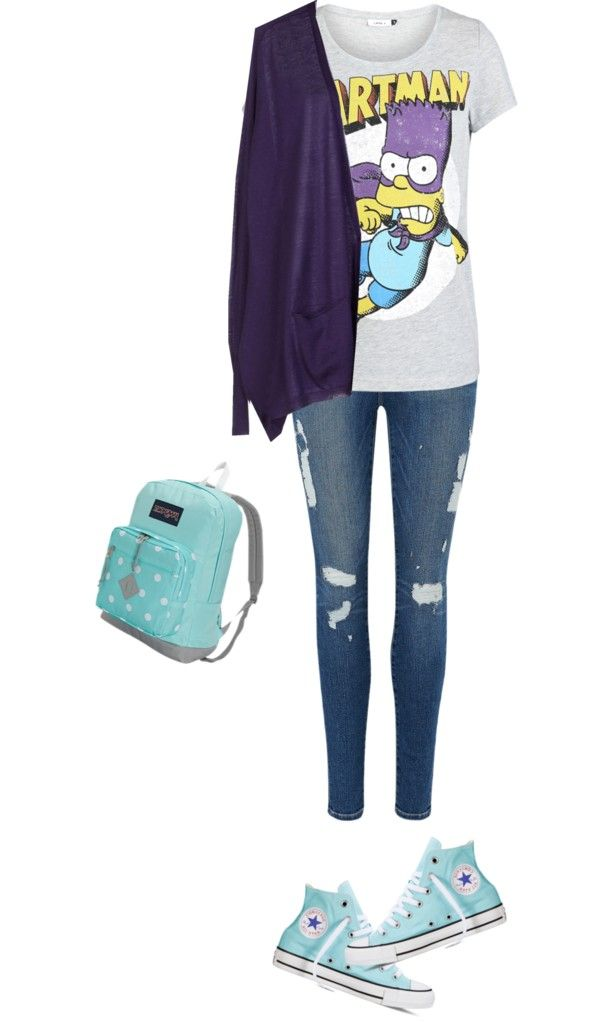 """""""do the bartman"""" by divacrafts on Polyvore"""