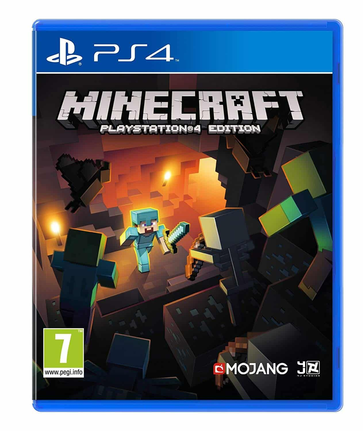 Minecraft Ps4 Price In India Gaming Bazar Of Namokar Ngw Minecraft Ps4 Video Games Ps4 Ps4 Games