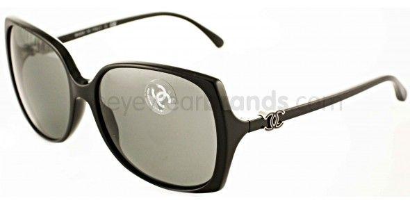 Chanel CH 5216 501(3F) BLACK Chanel Sunglasses   2013 ...Chanel Sunglasses 2013 Women