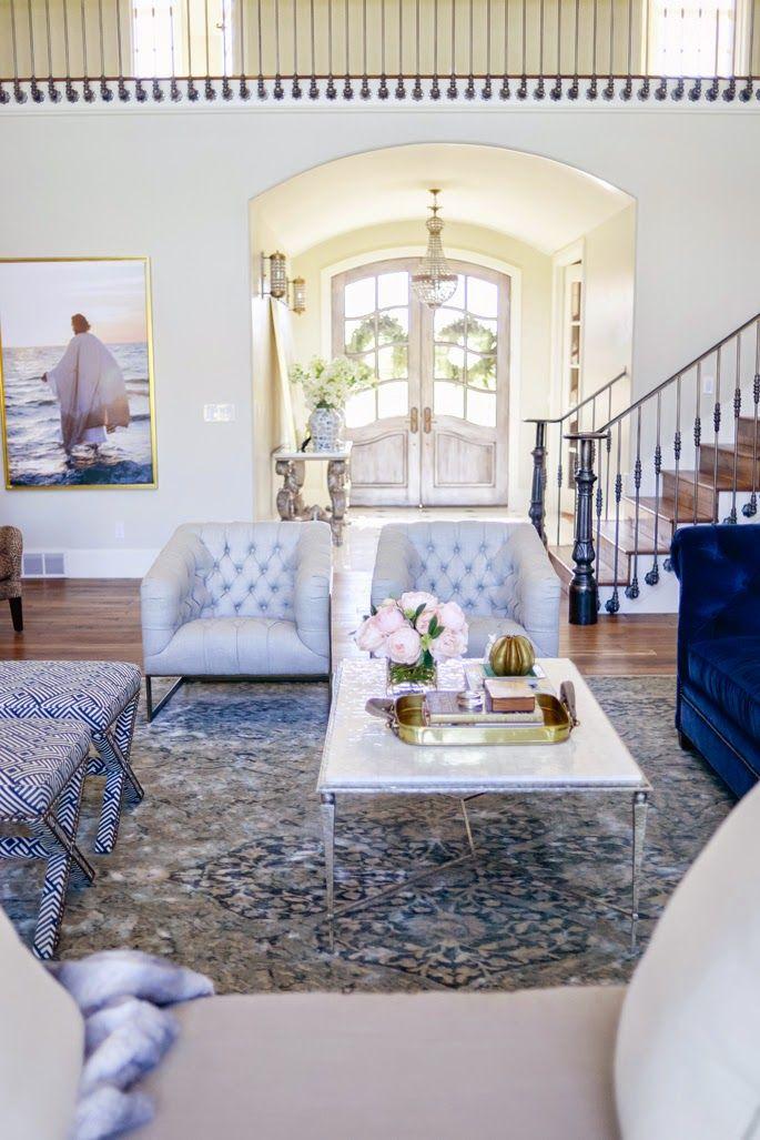 Dream Living Room Designs: D E C O R A R E : The New Living Room Of Rachel Parcell