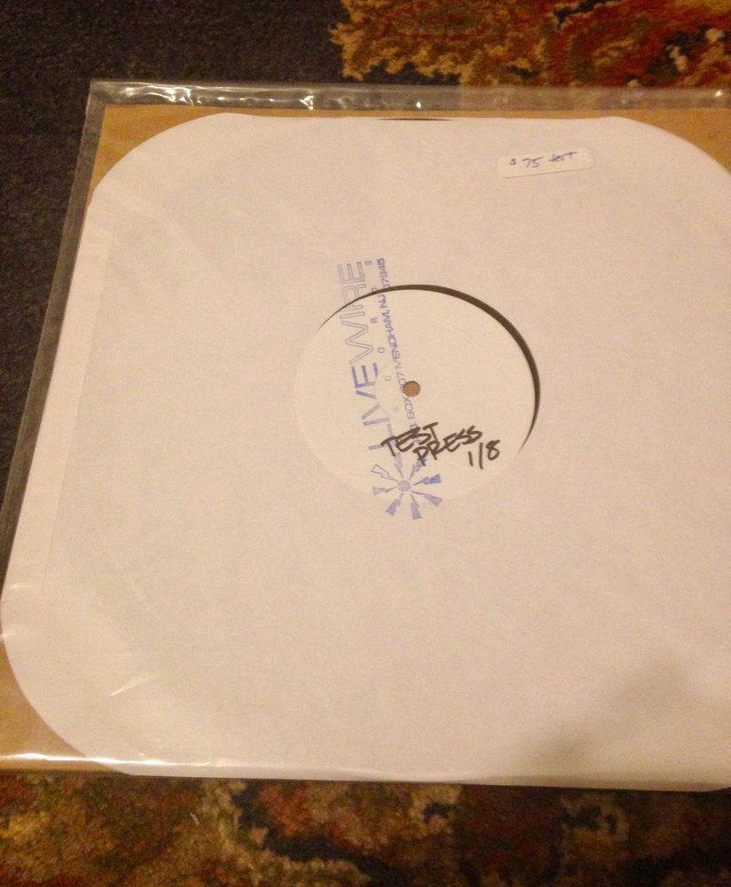 Damage Control – What it Takes TEST PRESS/8 Youth of Today