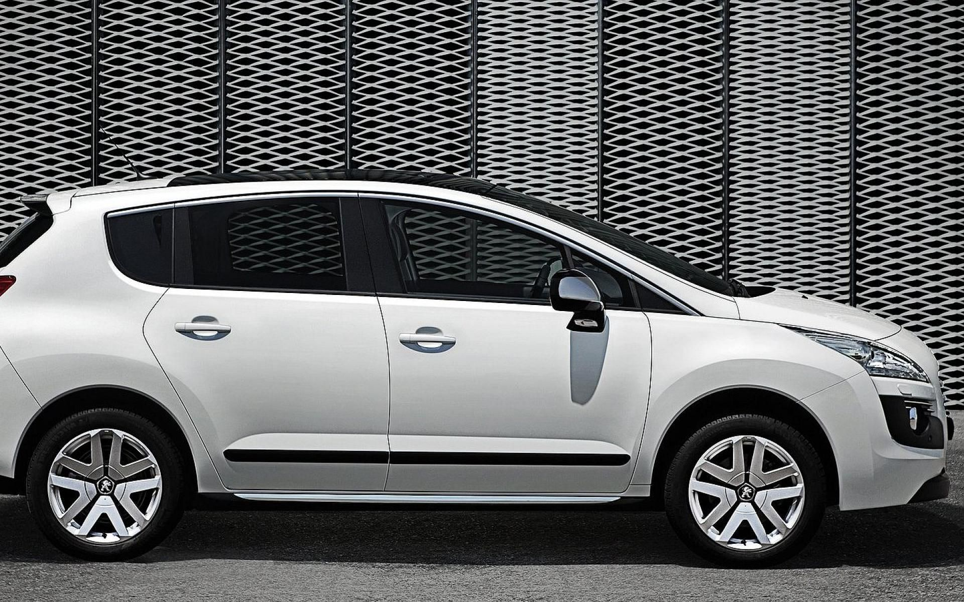 Peugeot 3008 Hybrid >> The First Diesel Hybrid Has Arrived The Peugeot 3008