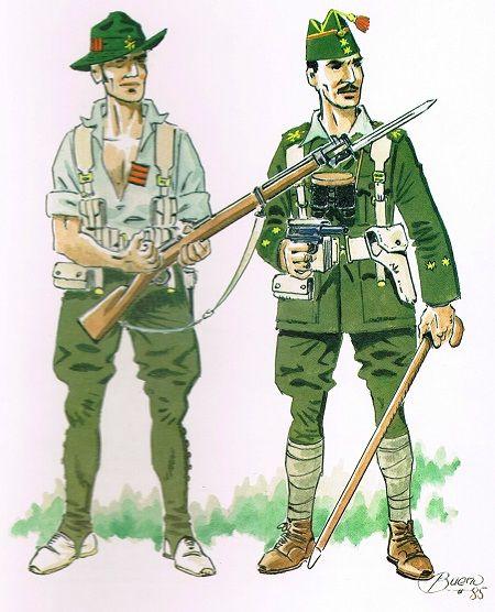 Tercio Duque De Alba 2º De La Legión Cabo Y Teniente De La Iv Bandera 1921 1927 Uniformes Militares Uniforme Ejercito Español Militar