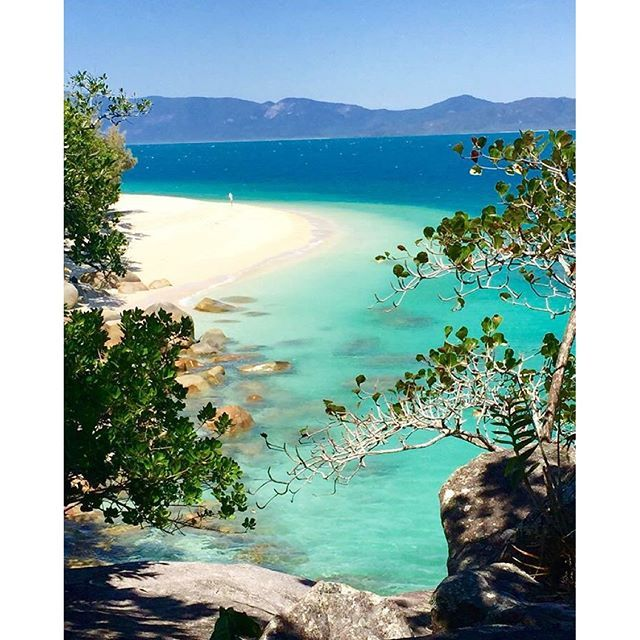 Fitzroy Island Queensland: Want To Escape From The Crowds? Head To Fitzroy Island