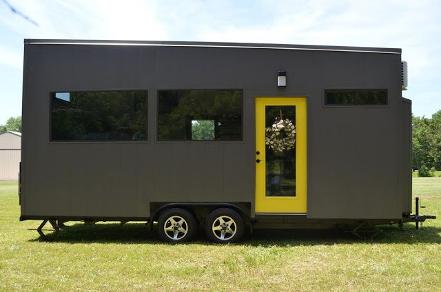 A 180 Sq Ft Tiny Home From Heber Springs Arkansas With A