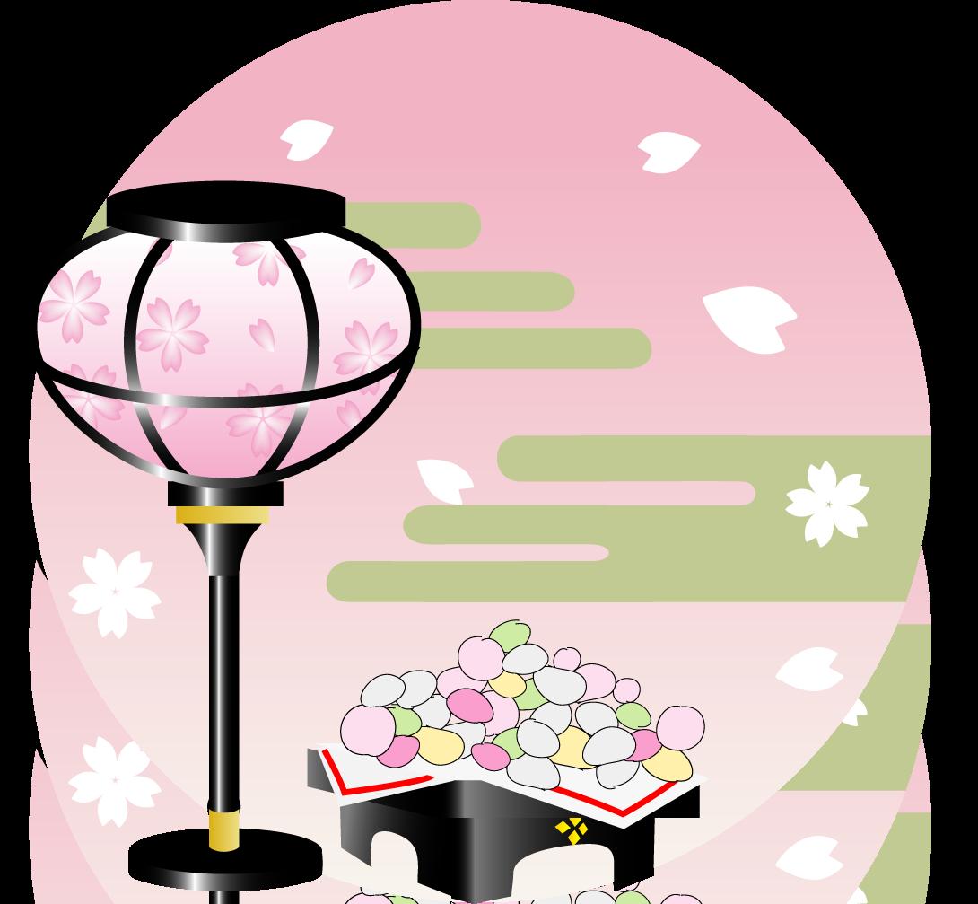 桃の花 イラスト Google 検索 ひな祭り雛祭りdolls Festival