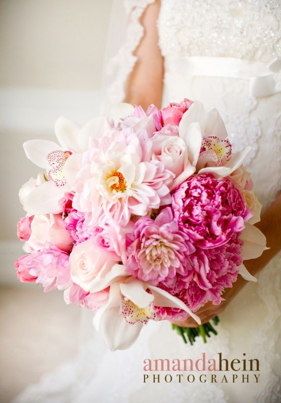 Pin By Kio Kreations On Weddings Events By Kio Kreations Cheap Wedding Flowers Wedding Bouquets Pink Orchid Bouquet Wedding
