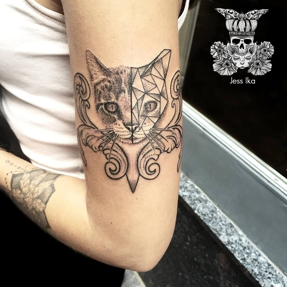 Afficher L Image D Origine Tattoos Pinterest Tattoos Cat