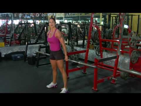 how to do barbell hack squats  barbell hack squat full