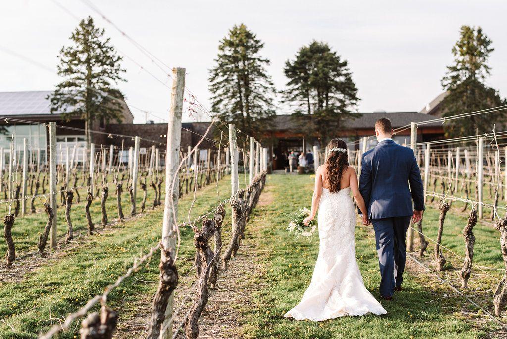 Vineyard Weddings and Wedding Venues in Newport Vineyard