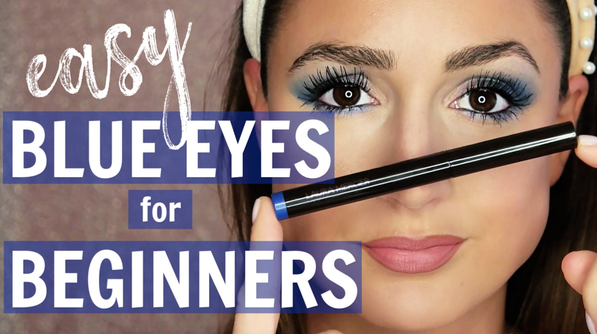 Blue Eyes for Beginners in 2020 Beauty lipstick, Gloss