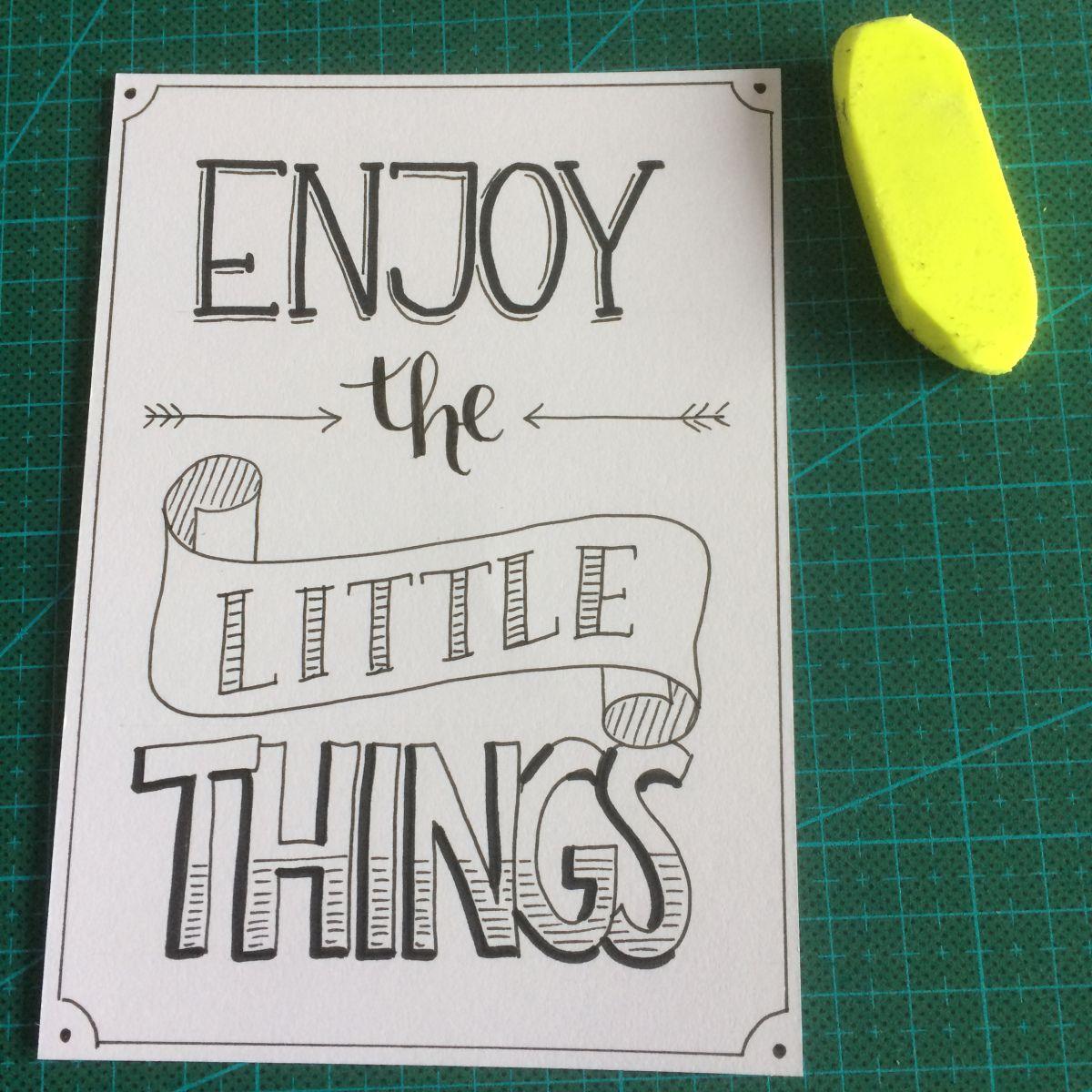 Citaten Schrijven Tips : Tutorial handlettering tips met handbelettering en