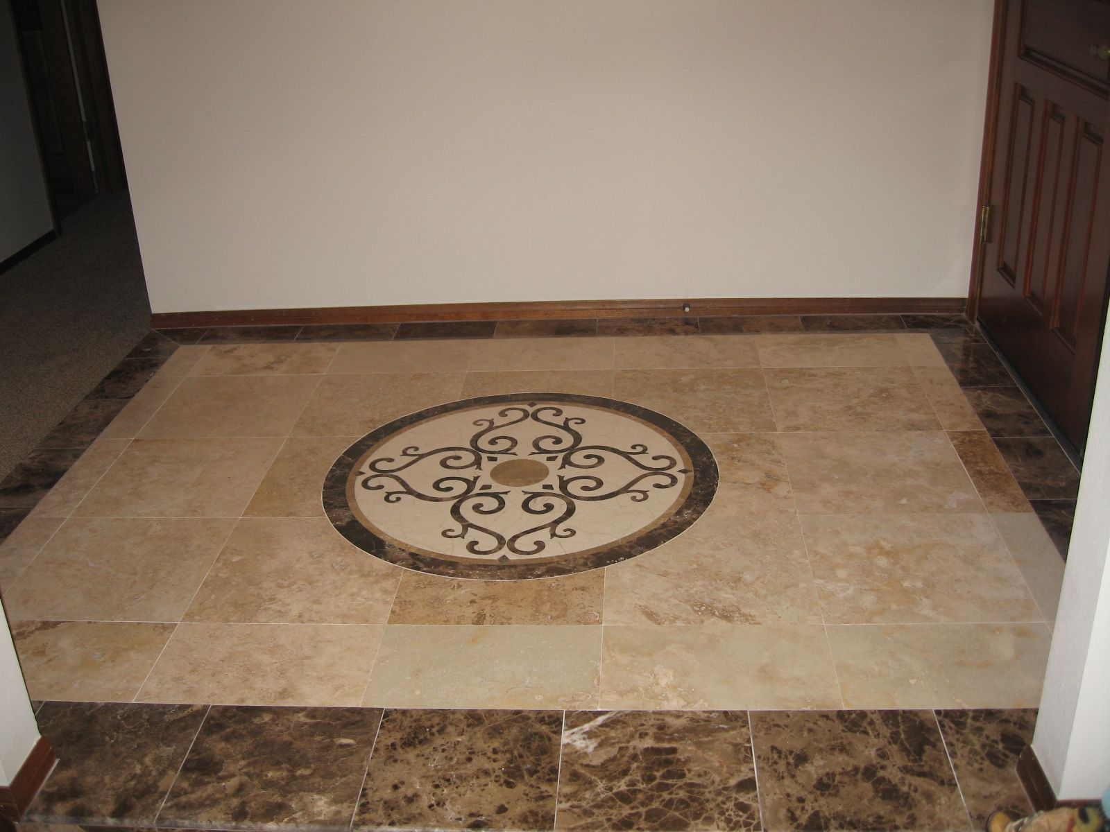 1000+ images about tile floor designs on Pinterest - ^