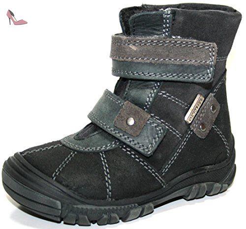 Chaussures Richter noires fille qOIjXB