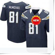 66.00 randy mcmichael jersey nike stitched san diego chargers jerseyfree shipping