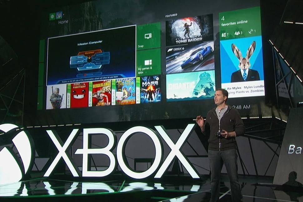 New Xbox One Update Lets You Stream Games to Windows 10