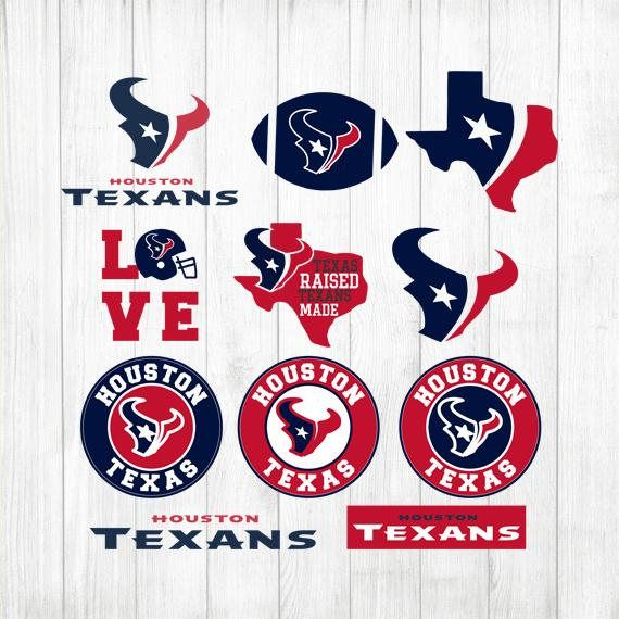 Instant Download Houston Texans Svg Houston Texans Football