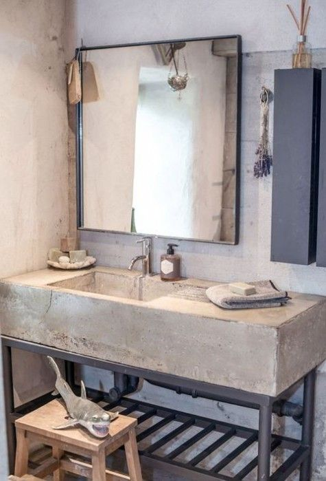 Comfydwelling com blog archive 33 industrial bathroom decor ideas with a vintage or