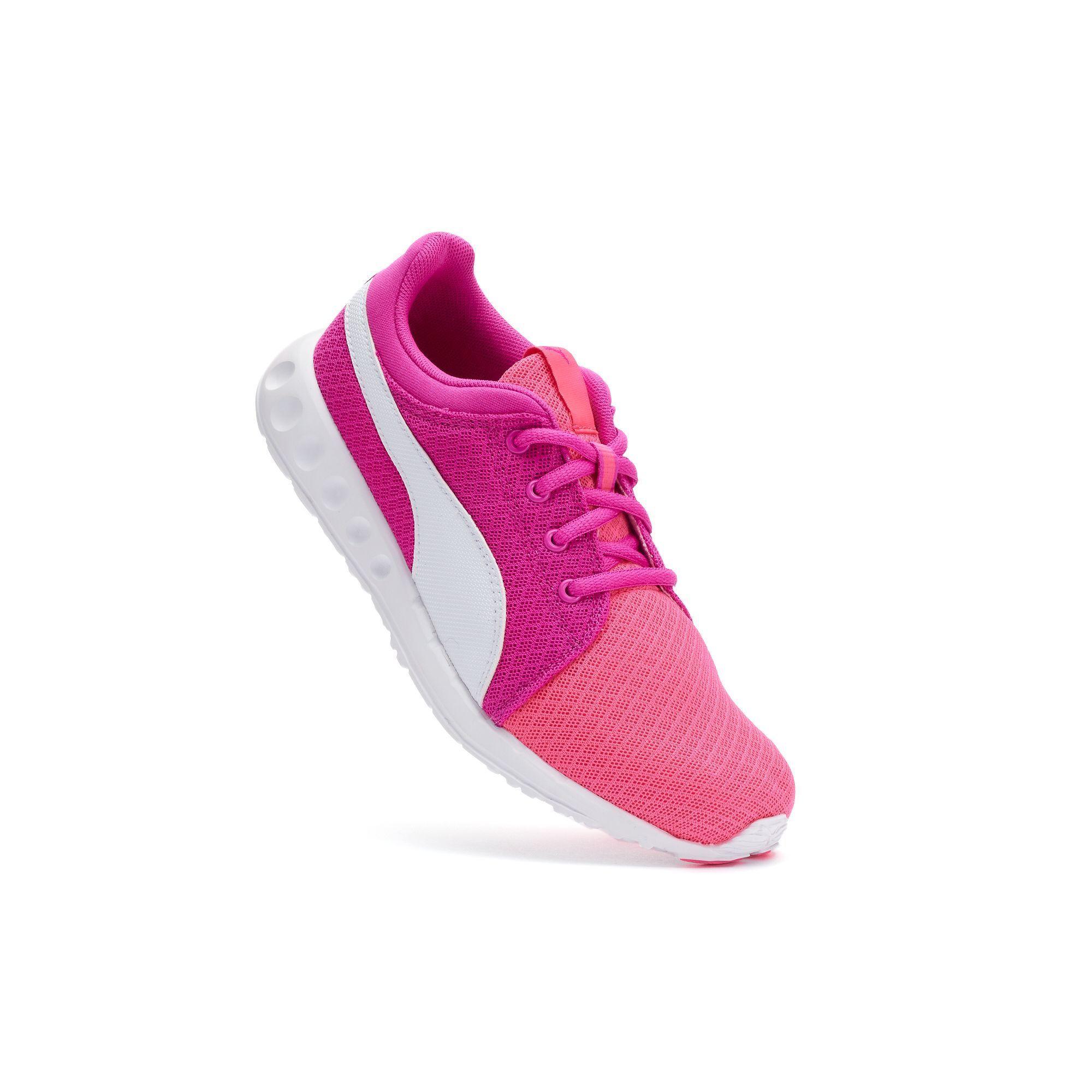 f842249a082 Puma Carson Runner Girls  Mesh Shoes