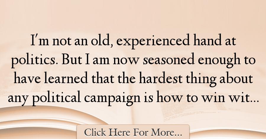 Adlai E. Stevenson Quotes About Politics - 55036