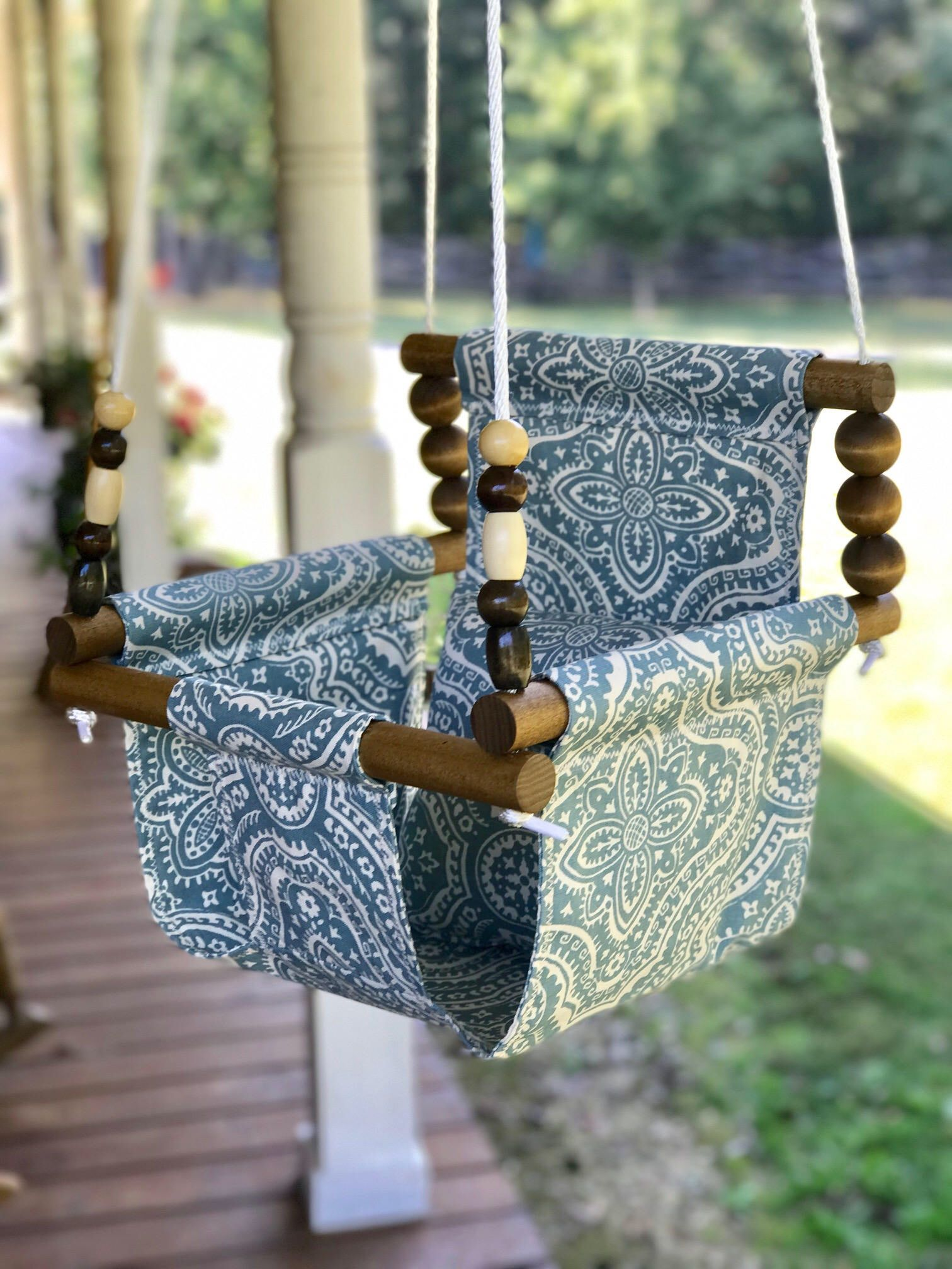 Excited to share the latest addition to my etsy shop baby swing