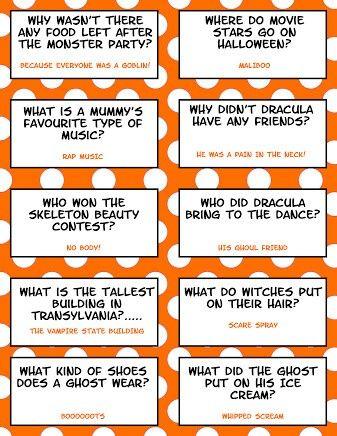 halloween jokes | halloween ideas | Pinterest | Englischunterricht ...