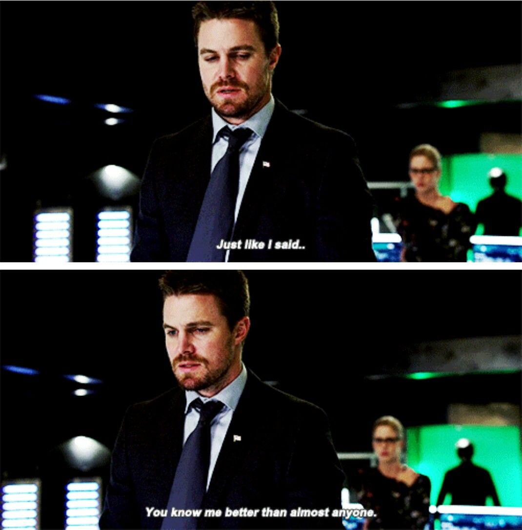 SUCH A Good Scene. They Know Each Other So Well. They Care