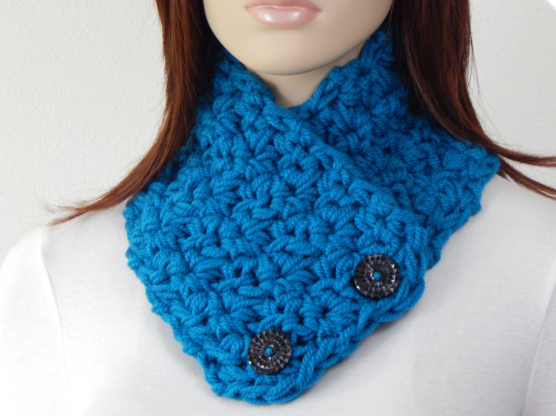Crochet PATTERN PDF, The Petite Neck Warmer Crochet Pattern, Neck ...