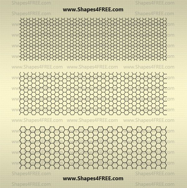 hexagon_patterns