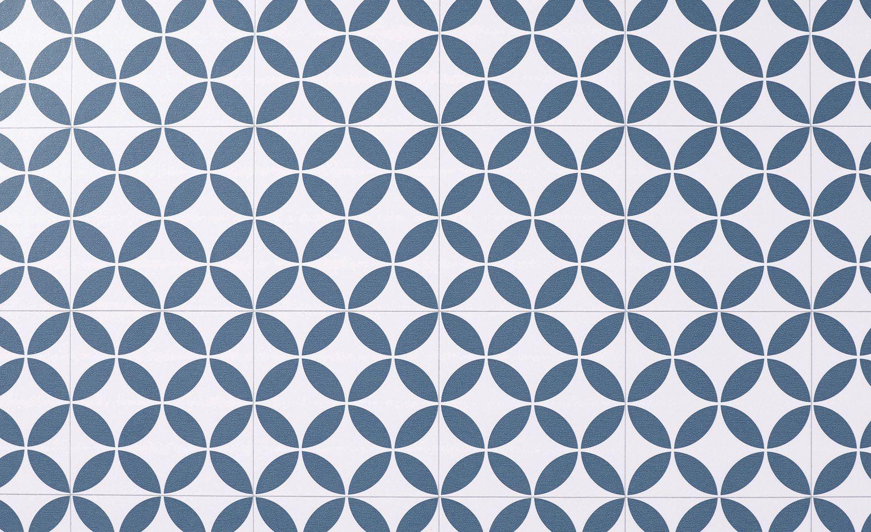 Sol Vinyle Bubblegum Carreau Ciment Bleu Rouleau 2 M Sol Vinyle Collection Sol Sol Vinyle Carreaux Ciment Vinyle