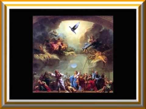 Olía A Pura Presencia Del Espíritu Santo
