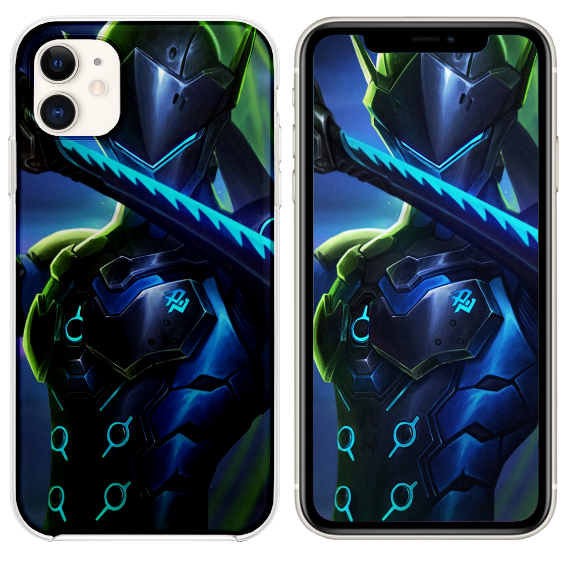 Genji Overwatch Art 4k Iphone 11 Case And Wallpaper Iphone 11 Iphone Iphone Cases