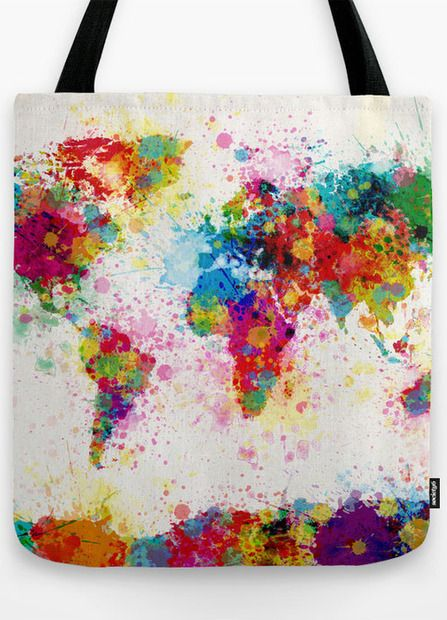 A painters world tote bag fashion pinterest tote bag bag and a painters world tote bag gumiabroncs Choice Image