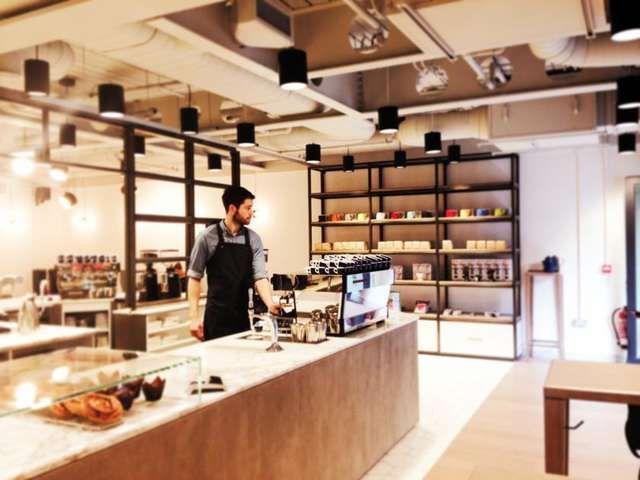 Workshop Coffee Co Holborn On Dojo Coffee Shops Interior Shop Interiors Cozy Cafe