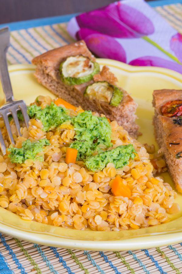 Recette Cuisine Indienne Traditionnelle | Dhal De Lentilles Video Le Dhal Est Une Recette Vegetarienne