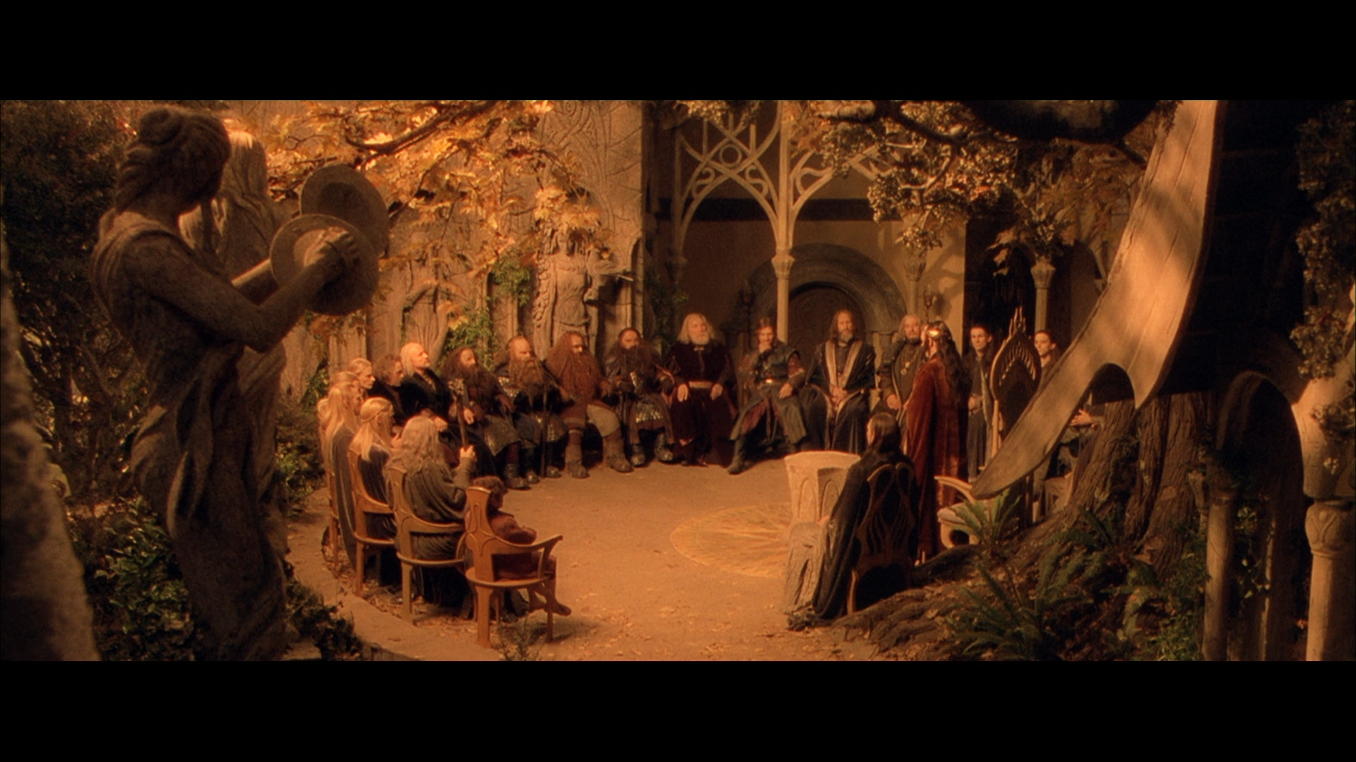Image result for council of elrond