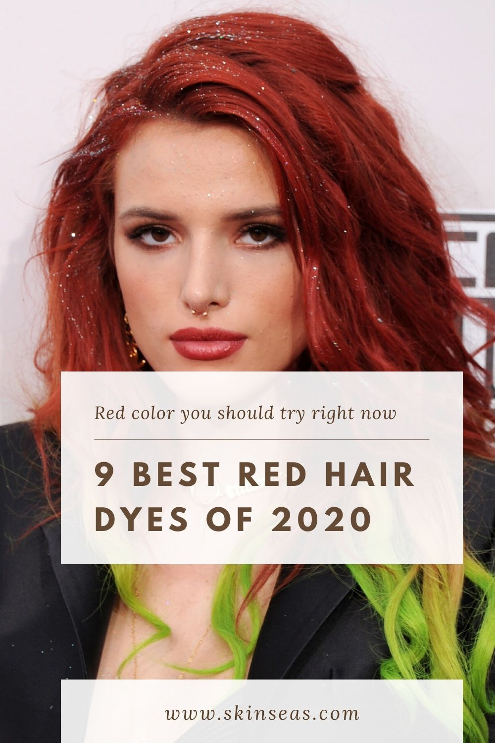 Best Red Hair Dyes Your Should Try In 2020 Best Red Hair Dye Dyed Red Hair Red Hair