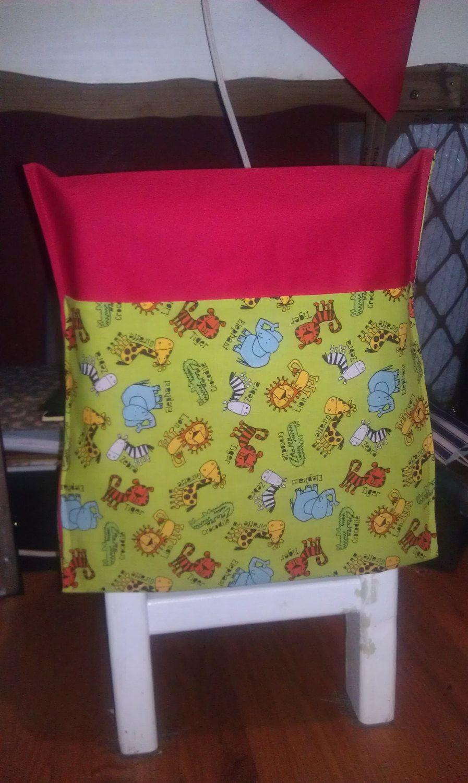Child At Heart Homemade Classroom Chair Pockets School
