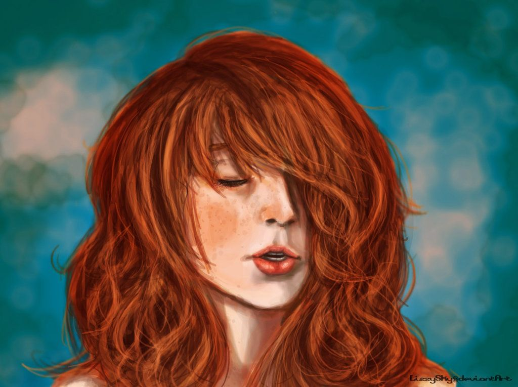 Portrait Practice by LizzySky on DevaintART