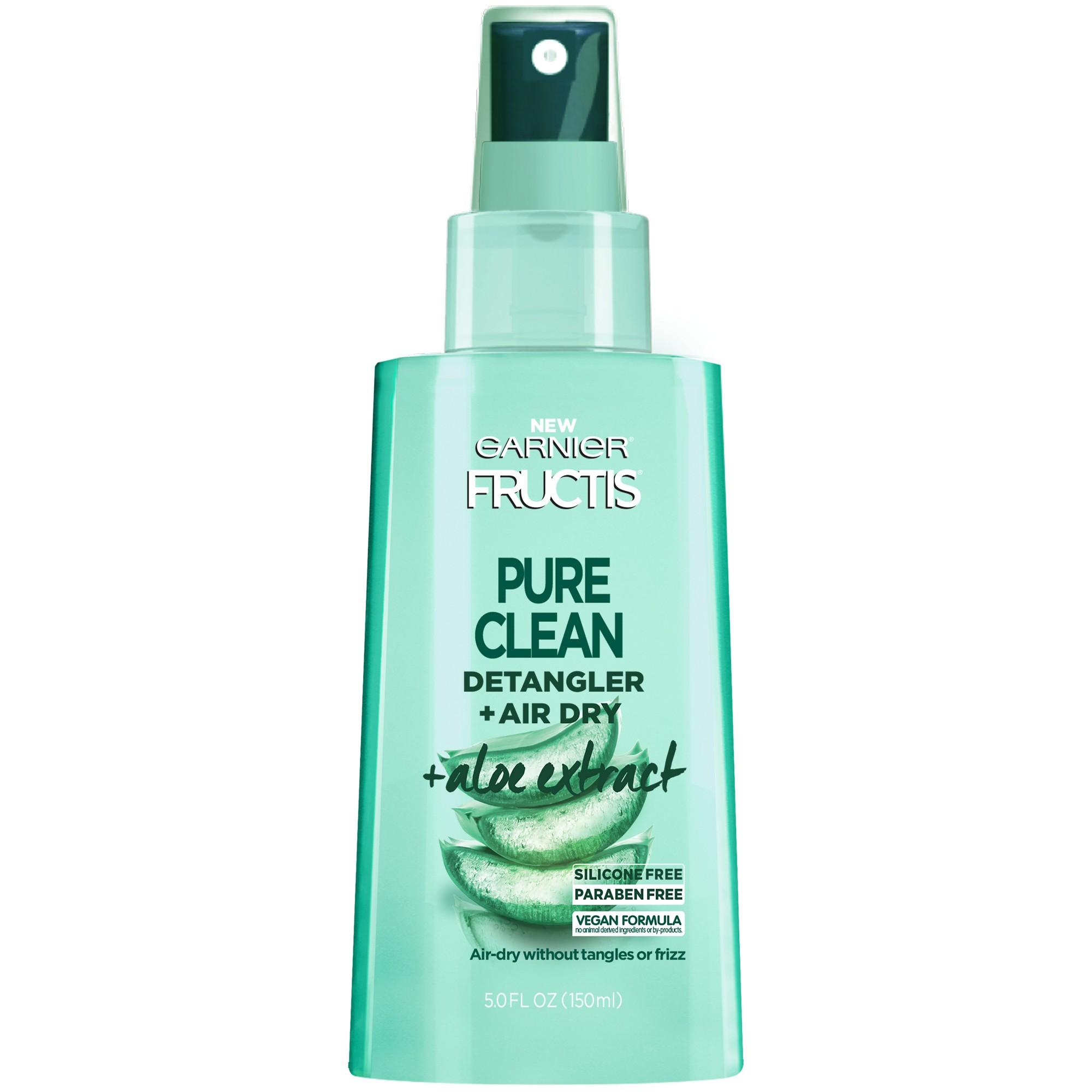 Garnier Fructis Pure Clean Detangler + Air Dry 5.0 fl oz