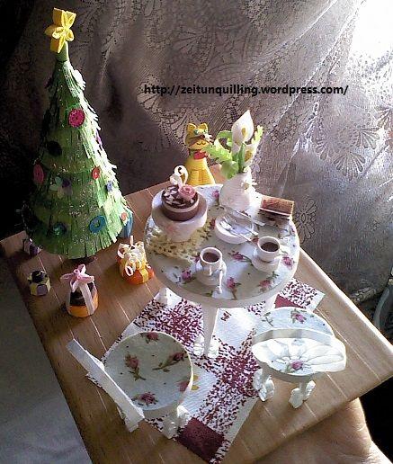 Sweet Christmas | ZeitunQuilling