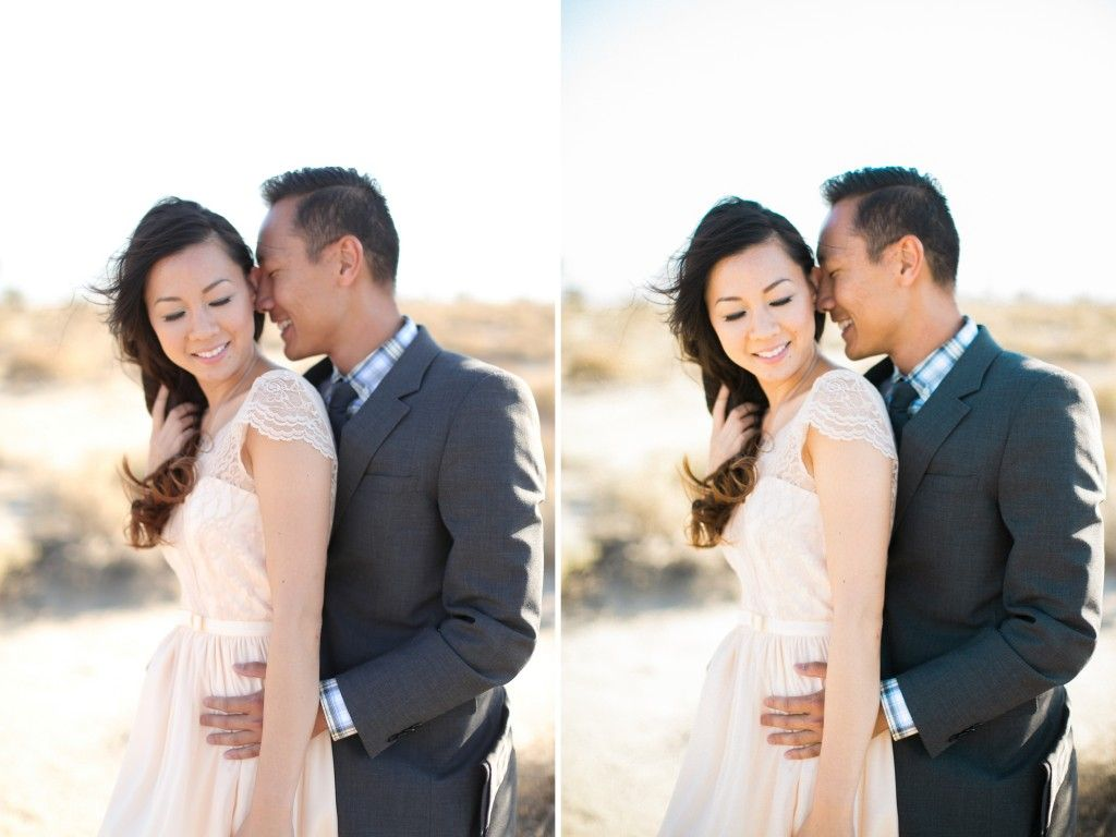 Nikon D3200 For Wedding Photography: Before & After Photography Editing Techniques With